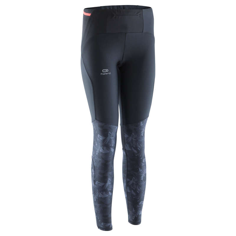 WOMAN TRAIL RUNNING CLOTHES Trail Running - TRAIL RUNNING TIGHTS EVADICT - Trail Running Clothes