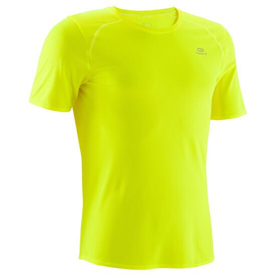 Heren T-shirt Run Dry voor hardlopen - 1137343