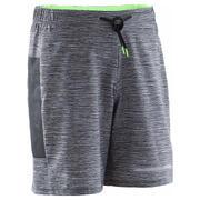 Moške kratke hlače Run Dry+ – sive