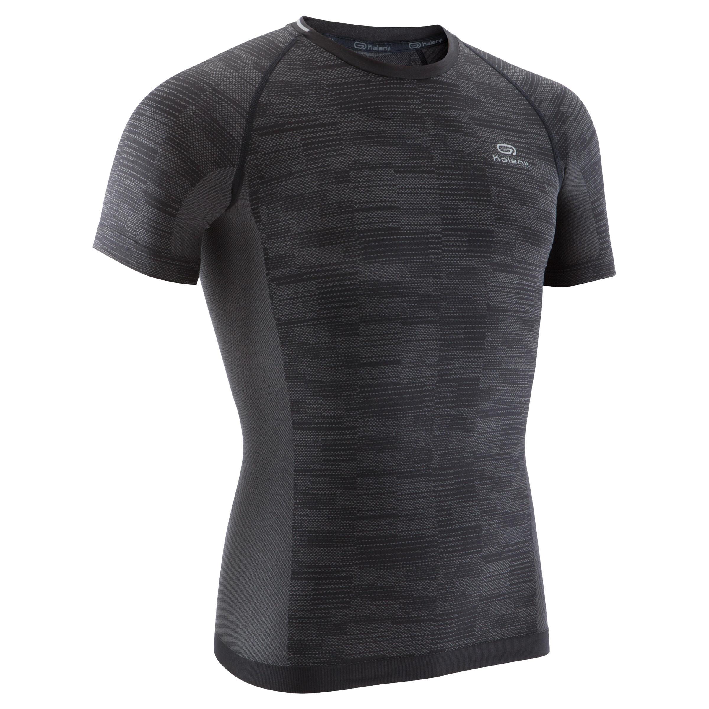 Kalenji Hardloop-T-shirt voor heren Kiprun Skincare