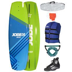 Wakeboard Pack Jobe Shocker 141 cm