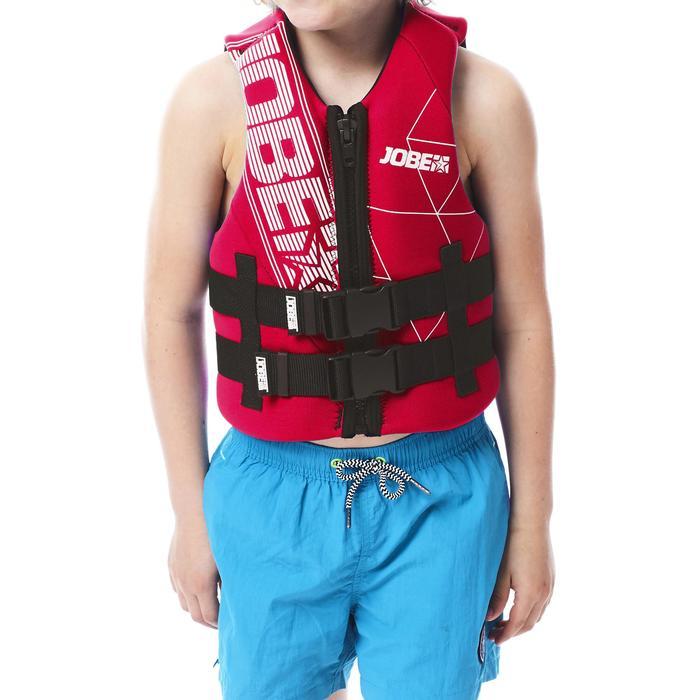 Schwimmweste Wakeboard Progress Kinder rot