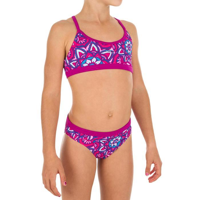 Maillot de bain de natation fille deux pièces Riana - 1137525
