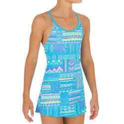 Meisjesbadpak voor zwemmen Riana dress dal