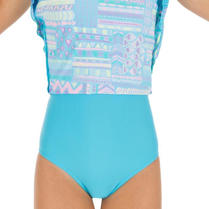 Maillot de bain de natation fille une pièce Riana dress dal - 1137559