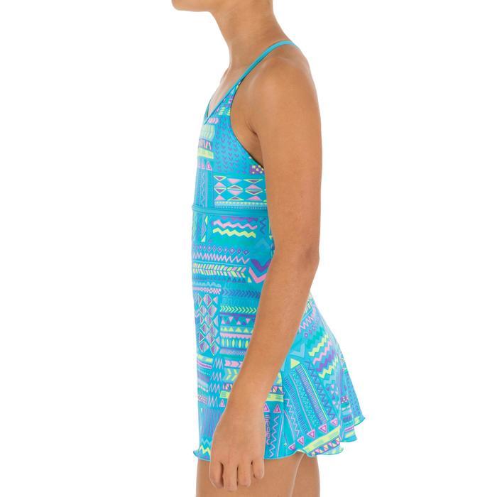 Maillot de bain de natation fille une pièce Riana dress dal - 1137562