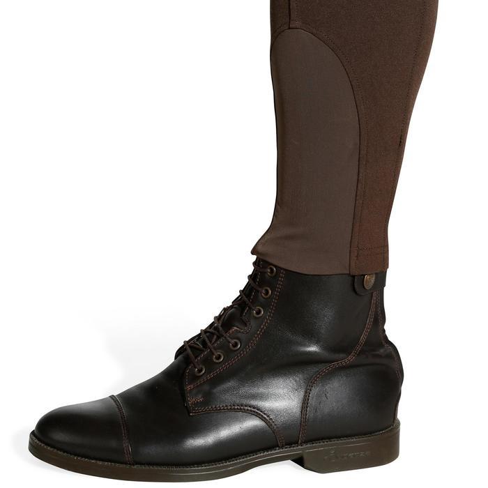 Pantalon équitation homme BR560 GRIP basanes silicone - 1137820