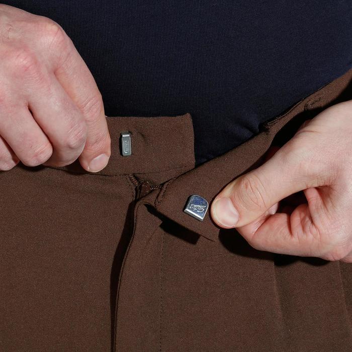 Pantalon équitation homme BR560 GRIP basanes silicone - 1137839