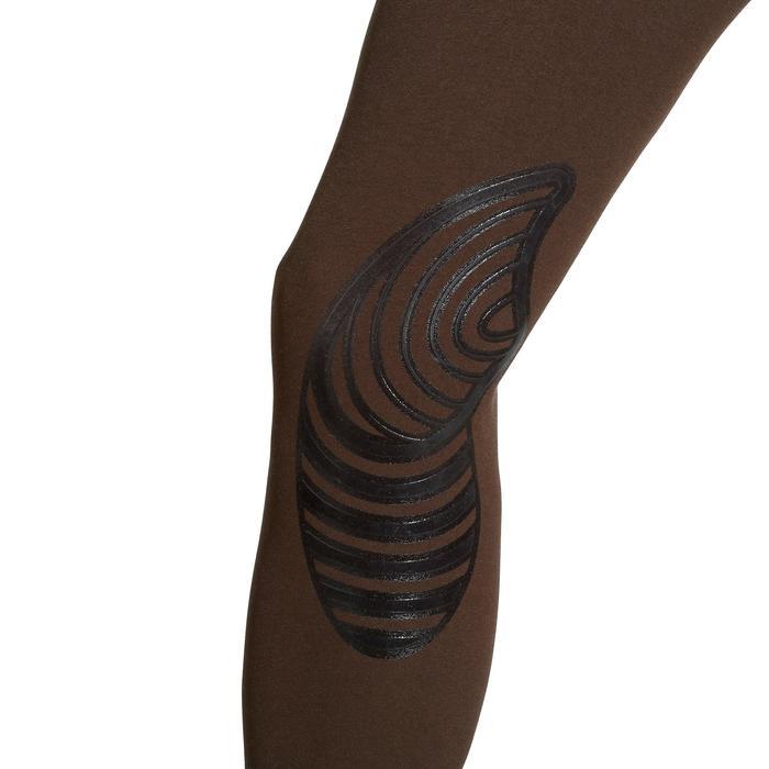 Pantalon équitation homme BR560 GRIP basanes silicone - 1137861