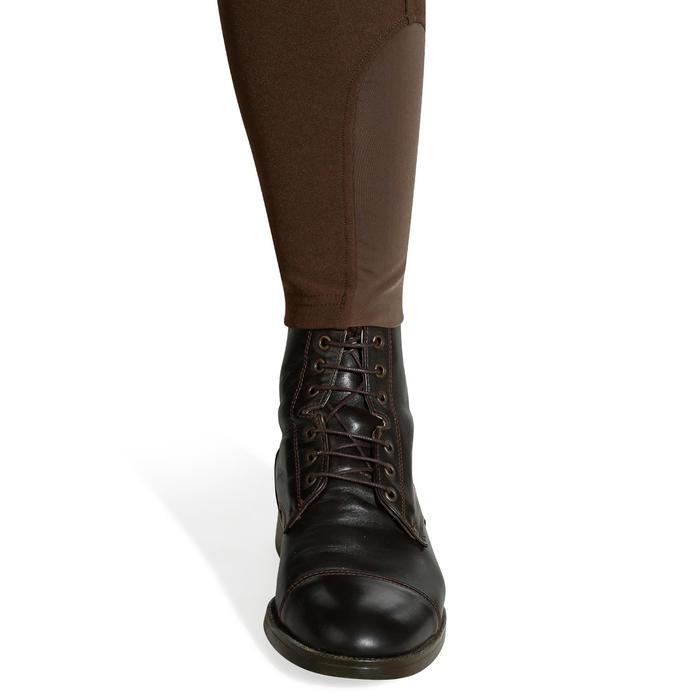 Pantalon équitation homme BR560 GRIP basanes silicone - 1137910