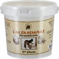 Complemento alimenticio equitación caballo y poni AJO SÉMOLA DEL MARECHAL - 1 kg