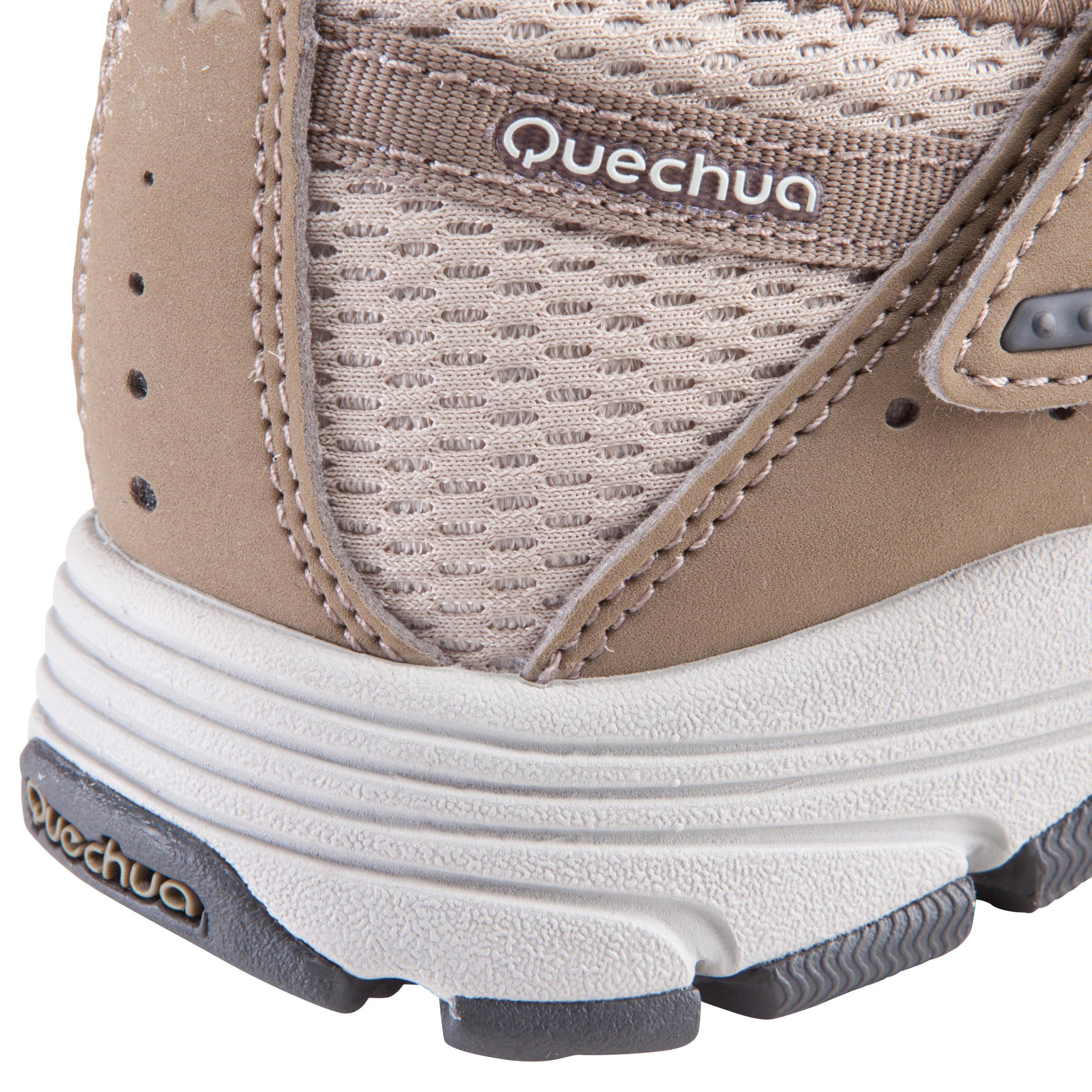 Chaussures De Randonnée Ventilées Femme Arpenaz 500 Fresh Beige