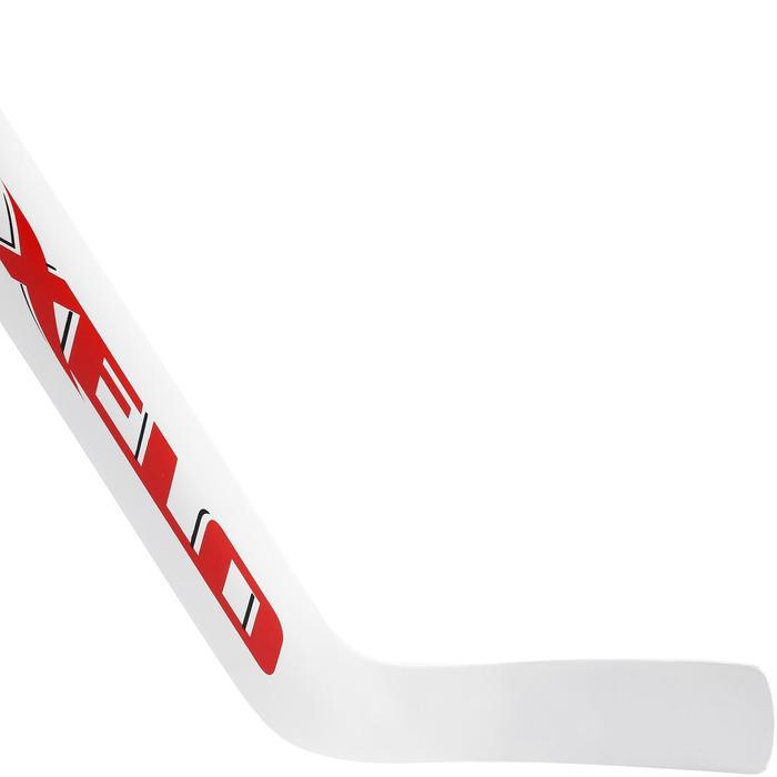 Hockeystick voor keepers volwassenen