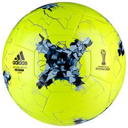 Voetbal Confed Glider geel