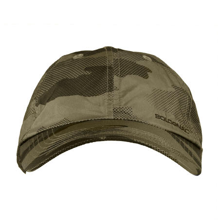 Light Hunting Cap - Camo