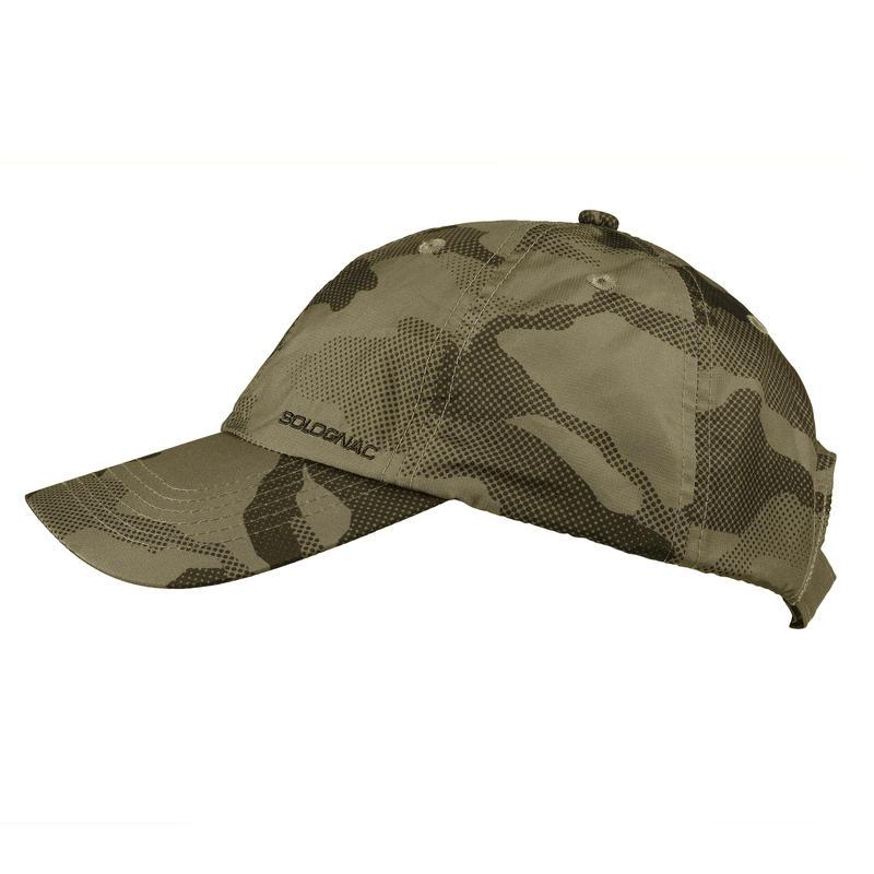 Light Hunting Cap - Camo