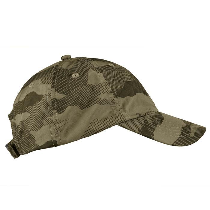 Lichte jachtpet camouflagegroen