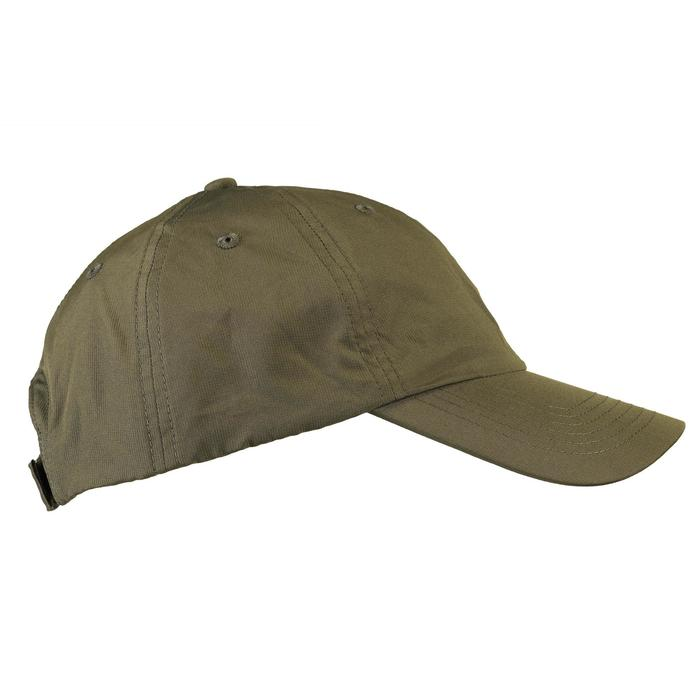 Gorra caza light verde