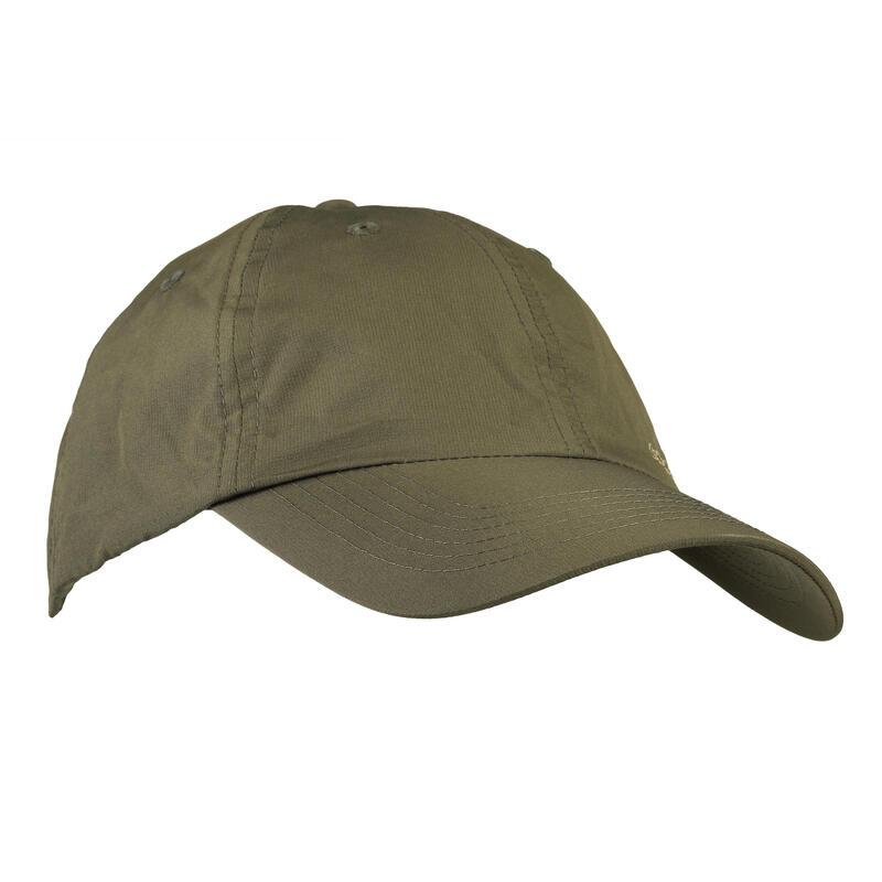 Lightweight hunting cap - green