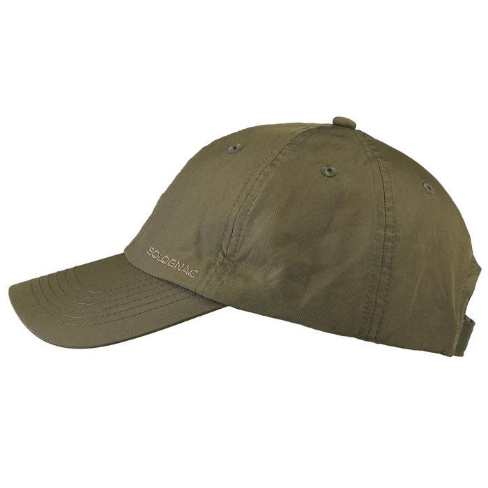 Jagdcap Schirmmütze light grün