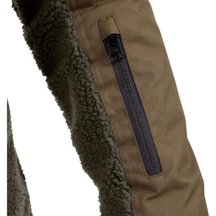 Polaire chasse moutonnée 900 vert - 1138604
