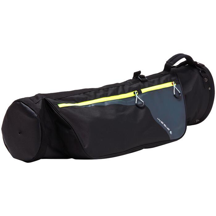Soepele golftas Ultralight zwart
