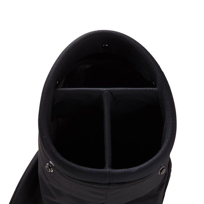 Golftasche flexibel Ultralight schwarz