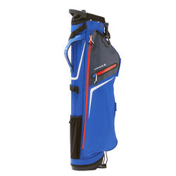BLUE ULTRALIGHT GOLF STAND BAG