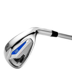 Golf iron 500 nr. 9 voor kinderen van 11-13 jaar rechtshandig - 1138694