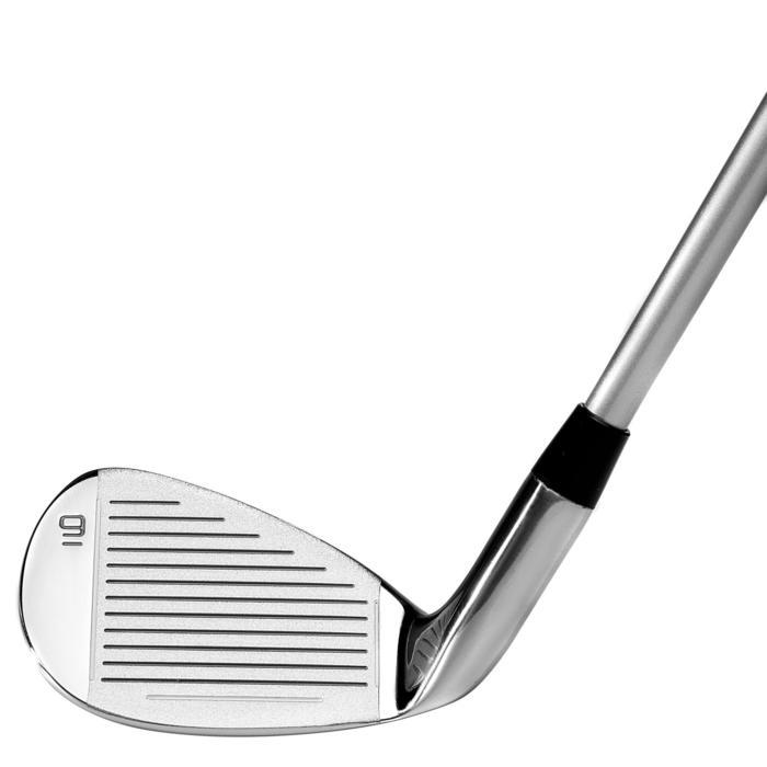 Hierro de golf N°9 niño  8-10 años diestro 500