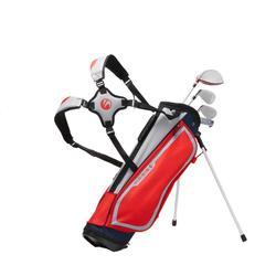 KIT de golf para niños 8-10 años diestro 500