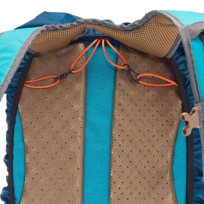 Mochila de Montaña y Senderismo Quechua NH500 20 Litros Turquesa