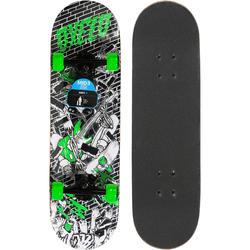 Skateboard voor kinderen Mid 3 Skull