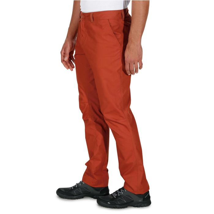 Pantalon randonnée nature homme NH500 gris foncé - 1139037