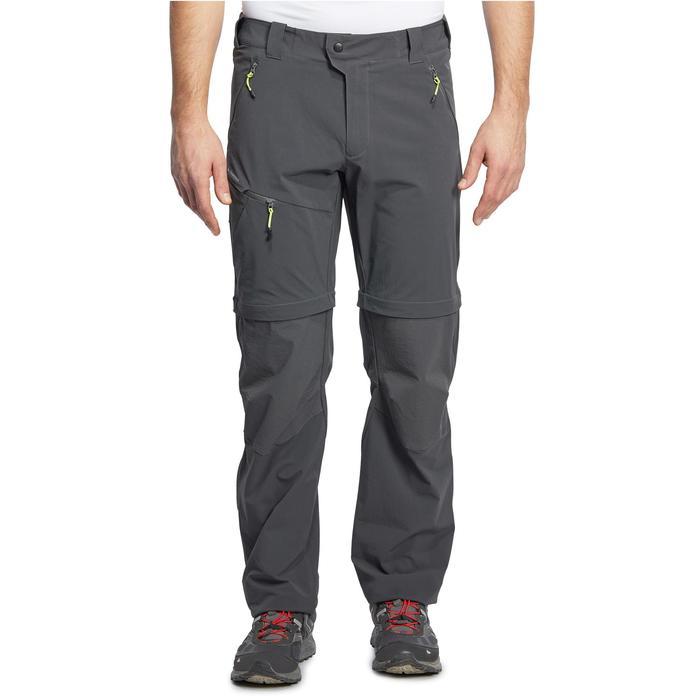 Pantalon Randonnée montagne MH550 modulable homme - 1139104