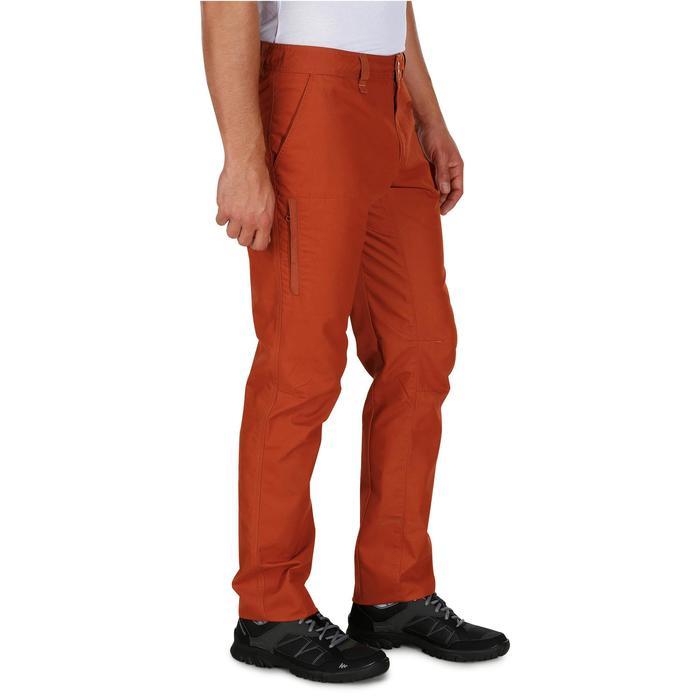 Pantalon randonnée nature homme NH500 gris foncé - 1139122