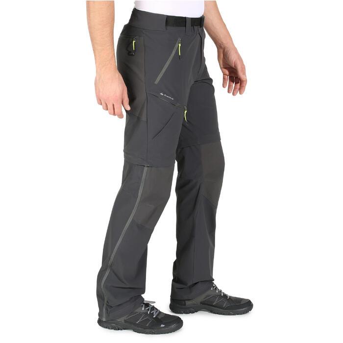 Pantalon Randonnée montagne MH550 modulable homme - 1139124