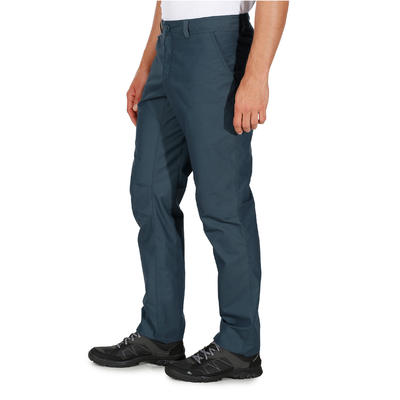 NH500 Men's Nature Hiking Trousers - Blue