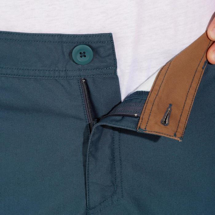 Pantalon randonnée nature homme NH500 gris foncé - 1139165