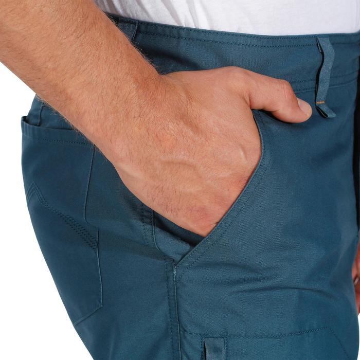 Pantalon randonnée nature homme NH500 gris foncé - 1139190