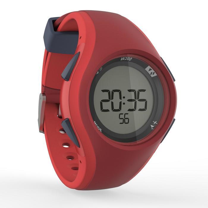 Montre chronomètre de course à pied homme W200 M - 1139233