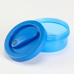 Plastic Hiking Food Box 0.35 Litre