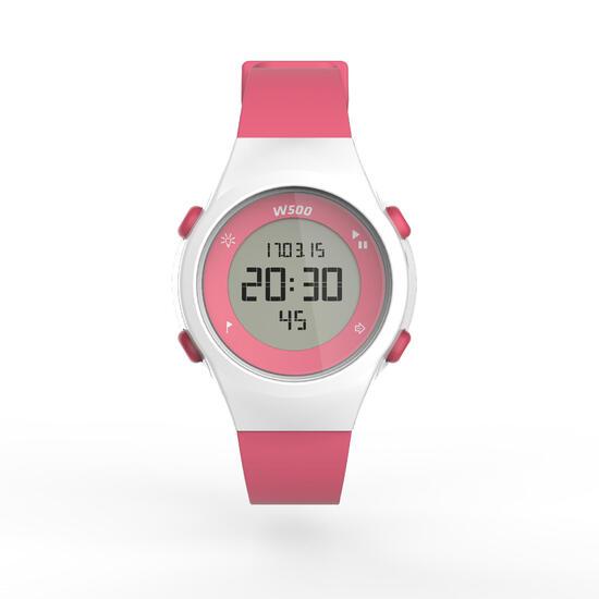Digitaal sporthorloge voor dames en kinderen W500 S Swip, stopwatch - 1139260