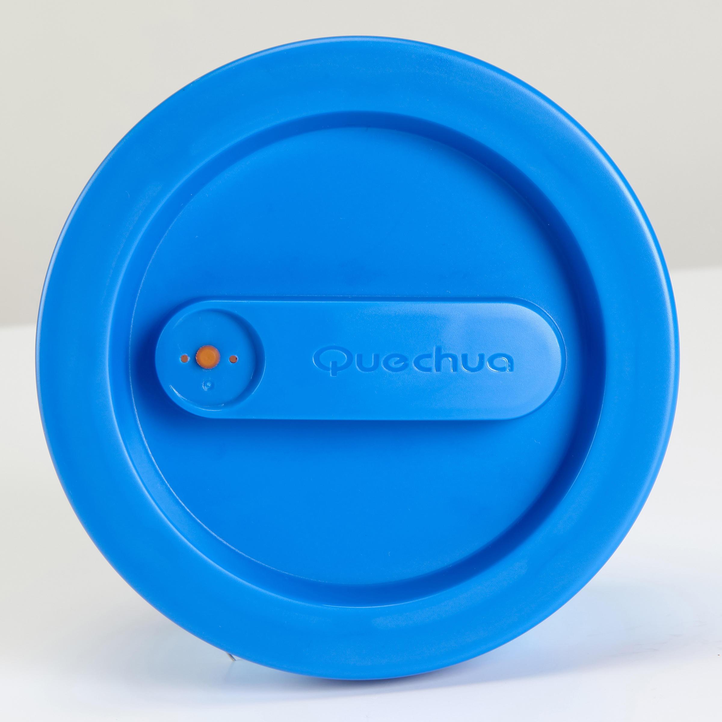 Plastic Hiking Food Box 0.35 Litre