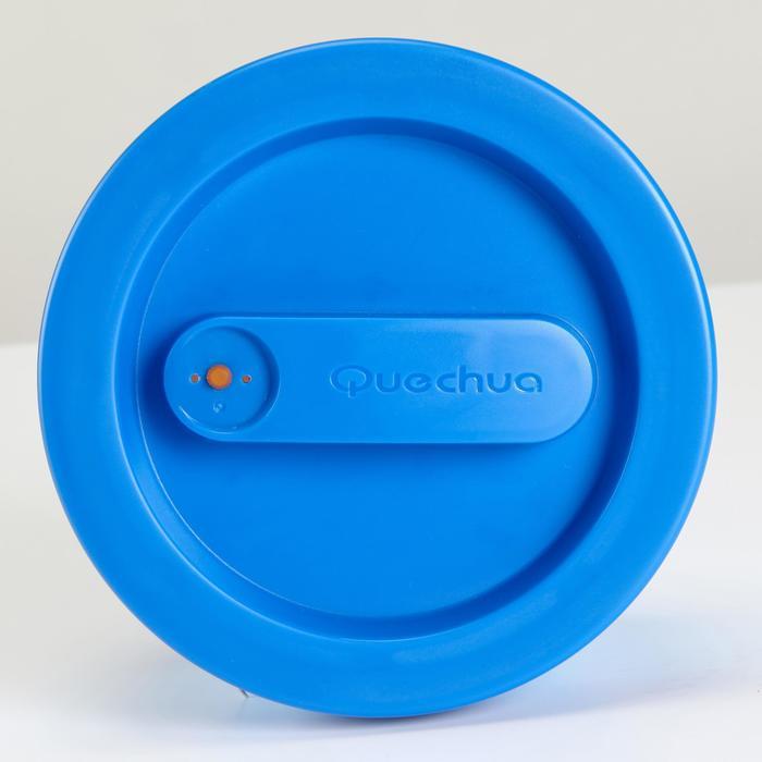 Boîte alimentaire randonnée plastique 0,35 litre - 113928