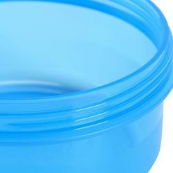 Plastic voedselcontainer voor hiking 0,35 liter