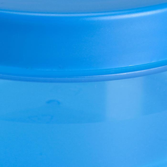 Boîte alimentaire randonnée plastique 0,35 litre - 113932