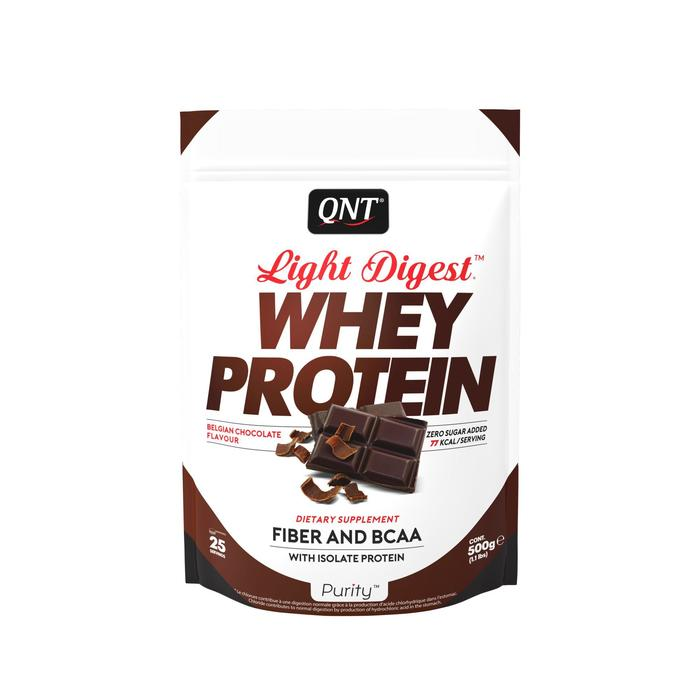 QNT Light Digest Whey Belgian Chocolat