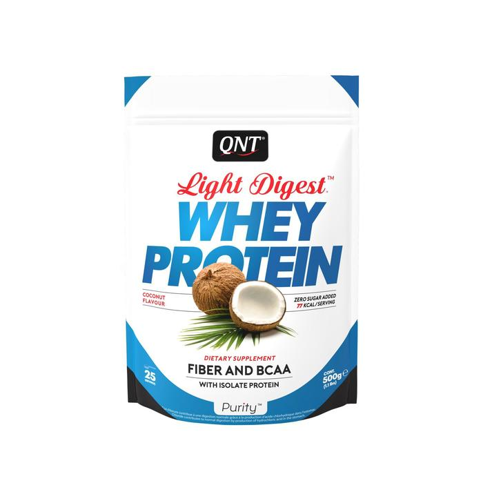 QNT Light Digest Whey Coconut