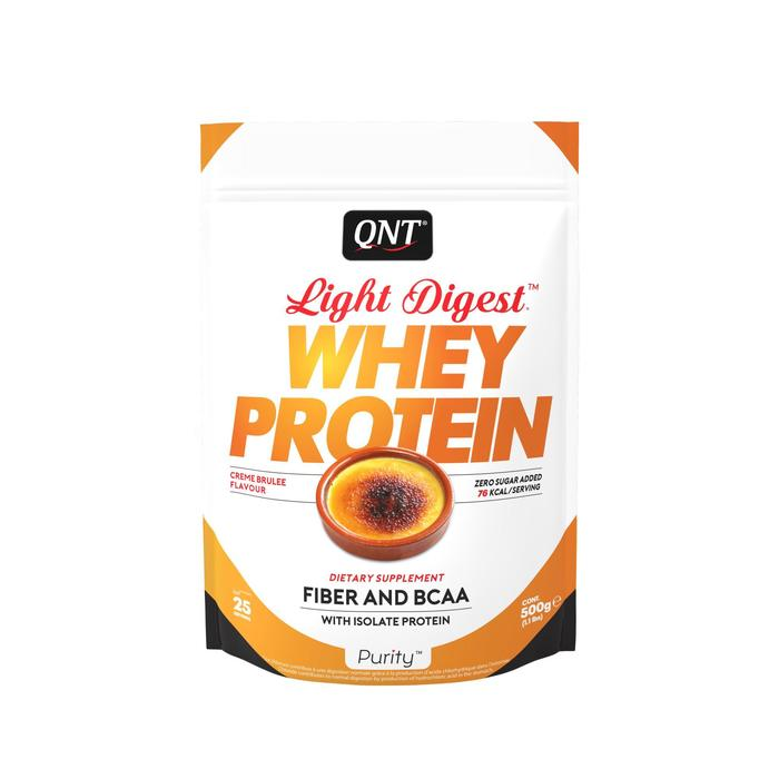 QNT Light Digest Whey Crême Brulée - 1139722